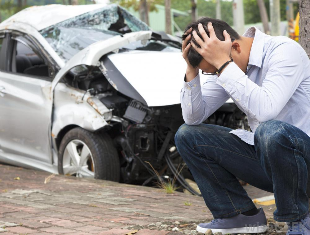 Car accident without auto insurance